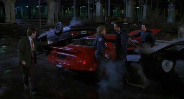 Incidente automobilistico in Robocop 3