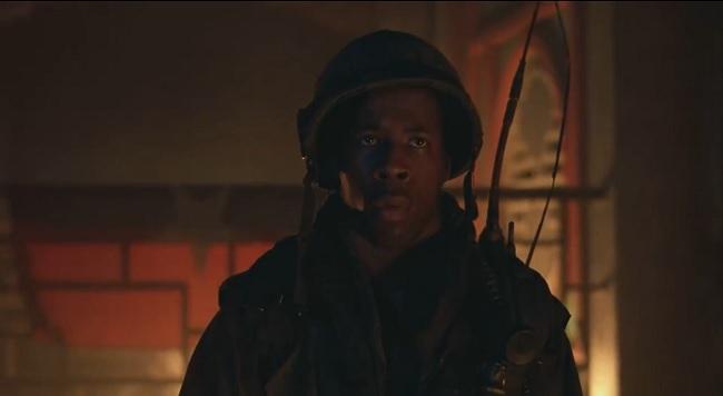 Soldato Dolon in Full Metal Jacket, colui che dice fottuta dedizione al dovere