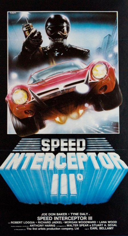 speed interceptor III