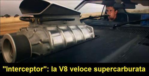 V8 supercarburata