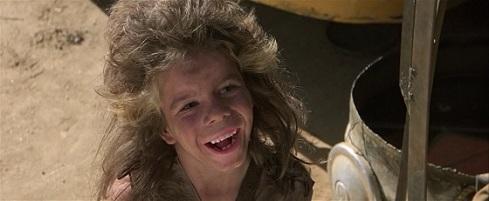 La faccia di Evit quando gli chiedete di parlare di Mad Max 2