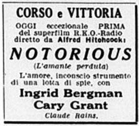 """da """"La Stampa"""", 30 ottobre 1947"""