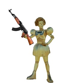 la droide armata
