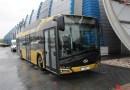 100 autobusů od Solarisu poputuje do estonského Tallinnu