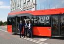 500 autobus Solaris do Norska zamíří do města Oslo