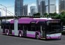 Nové trolejbusy ze Škody svezly v Rumunsku první cestující