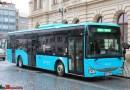 Autobusy Iveco Crossway LE slouží cestujícím v Přerově druhým rokem