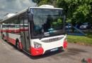 DP města Ústí nad Labem pořídil pět autobusů Urbanway 12M CNG