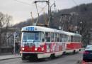 FOTOPOSTŘEHY DOPRAVÁČKA – tramvaj připomínající konec roku 1989