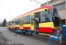 Nová tramvaj EVO2 DP měst Mostu a Litvínova vyjela na zkušební jízdu