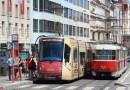 Přerušení provozu tramvají v úseku Palmovka – Florenc