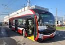 Škoda Electric dodá do Opavy další trolejbusy Škoda 32Tr
