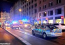 V pátek večer došlo v Revoluční ulici v Praze ke střetu tramvaje s chodcem