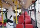 DPP testuje novou antibakteriální a antivirovou dezinfekci  ve dvou tramvajích a jednom autobusu