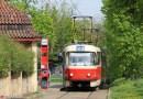 Pražská retrolinka slaví 3. výročí, flotilu vozů nově obohatily dvě tramvaje typu T2