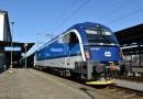 České dráhy nasadily do provozu lokomotivu Taurus, kterou odkoupily od společnosti RTS