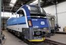 České dráhy uvedly do provozu duhou lokomotivu Taurus, kterou odkoupily od společnosti RTS