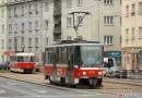 Přerušení provozu tramvají v úseku Vozovna Strašnice – Ústřední dílny DP