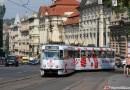V Praze začne oprava tramvajové trati na Karlově náměstí a v ulici Na Moráni
