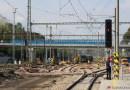 Mezi Berounem a Královým Dvorem se dokončuje modernizace trati