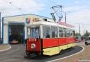 OBRAZEM: DPP zprovoznil v areálu Ústředních dílen novou opravárenskou halu pro tramvaje