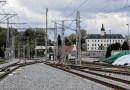OBRAZEM: Rekonstrukce železniční stanice Letohrad