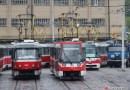 Po tříměsíční opravě opět vyjedou tramvaje v Merhautově ulici v Brně