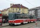 DPP zrekonstruuje  tramvajovou trať v ulici Starostrašnická a V Olšinách, vymění kolejové konstrukce i na dvoře vozovny Strašnice