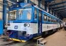 České dráhy představily první modernizovaný vůz řady 811 pro Moravskoslezský kraj
