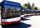 Dopravní podnik města Brna pořizuje dvacet kloubových a dvacet sólo autobusů