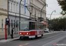 Náměstek pro dopravu Adam Scheinherr chce vylepšit podmínky pro tramvajový provoz na Smetanově nábřeží a Malé Straně