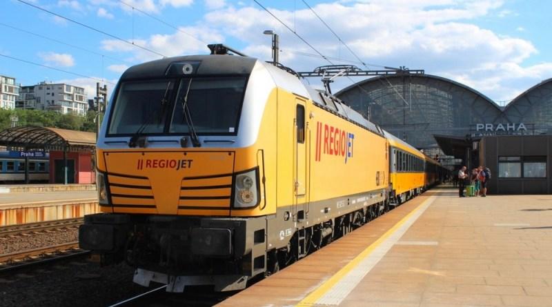 RegioJet vypraví vlak do Chorvatska každý den, novinkou jsou tzv. tiché vozy s lůžkovými kupé