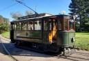 OBRAZEM: Vyhlídková jízda muzejní tramvají Ringhoffer
