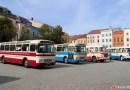 Legendární modely autobusů z Vysokého Mýta