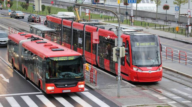 Nové autobusy do Bratislavy dodá SOR Libchavy