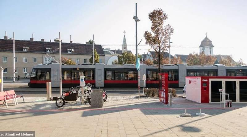 Vídeň, podobně jako Praha, propojí nabídku dopravního podniku a sdílená kola