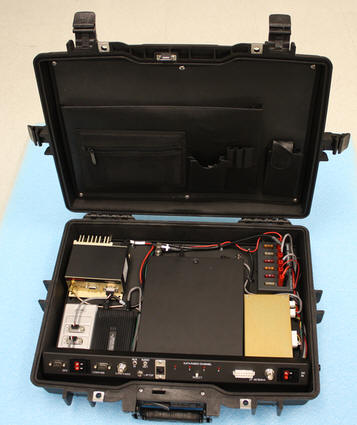 personalized pelican packaged system