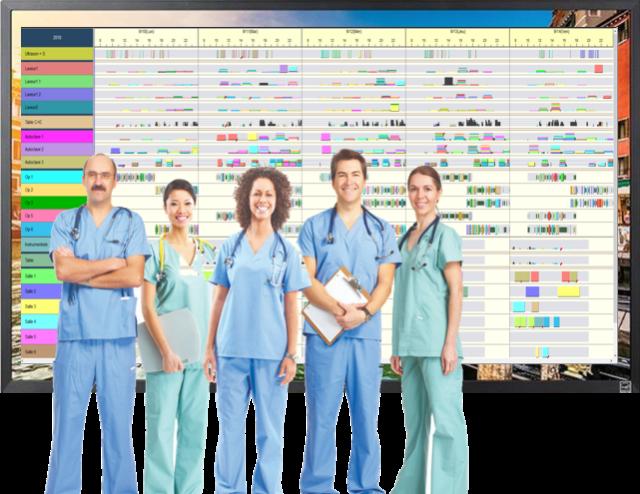 La planification automatique du département de stérilisation dans une clinique en Suisse Romande