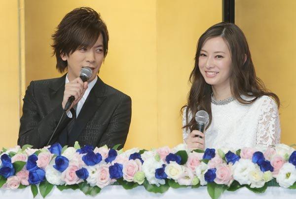 北川景子とdaigoの馴れ初めから結婚式まで 総まとめ Dorabare Com