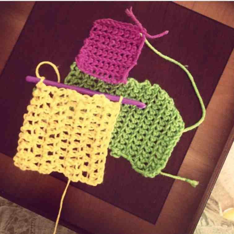 First Crochet