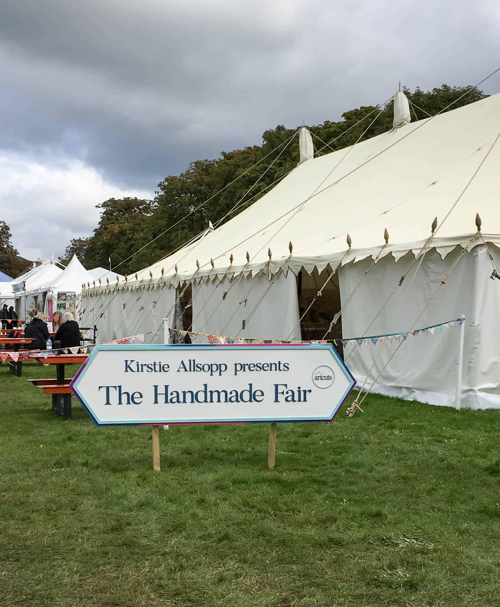 The Handmade Fair. photo by DoraDoes