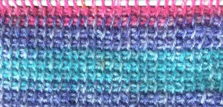 Tunisian Crochet By Dora Does