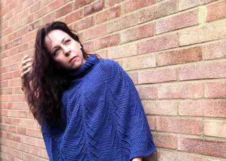 Falling Pines Crochet Poncho Pattern from doradoes.co.uk