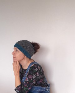 crochet Studio Bun Hat from doradoes.co.uk