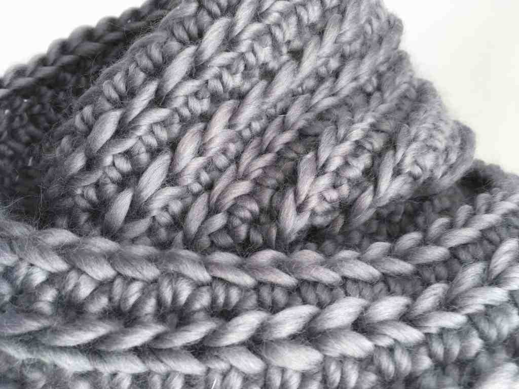 Off The Rails Infinity Scarf Free Crochet Pattern Dora