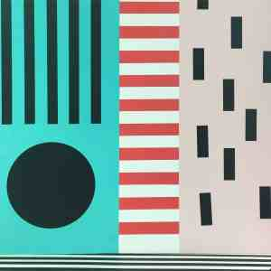 colour dots stripes and mirrors from camille wall x play