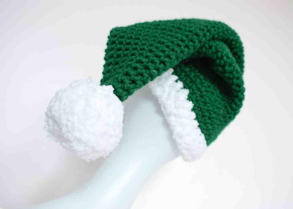 Crochet Elf Hats