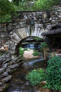HDR Creek Bridge