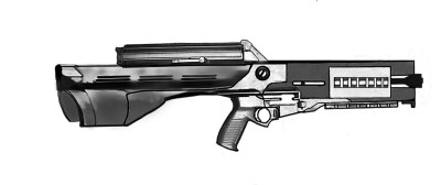 Aethan's Handgun