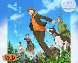 Gin no Saji top anime 2014 dorama ever